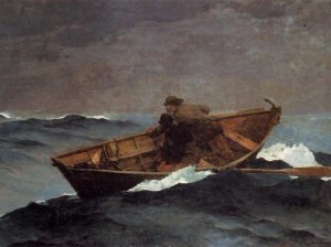 lost-on-the-grand-banks-winslow-homer